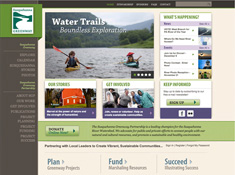 Susquehanna River Water Trail Website