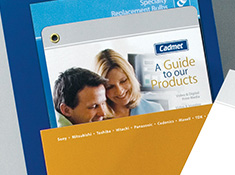 Sales Kit & Product Brochures