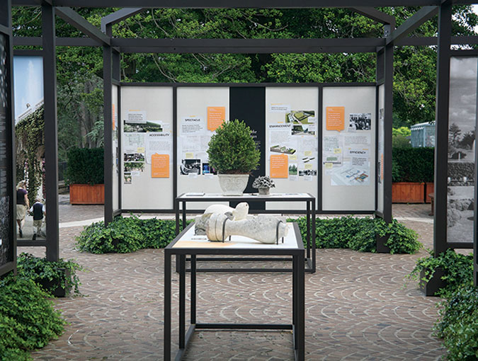 Longwood Gardens | New Heights Project Exhibit