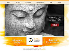 Buddhist Academy of Vancouver Website