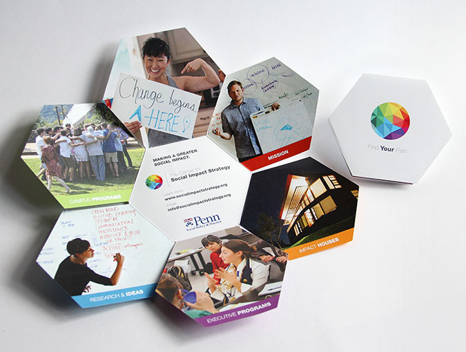The Center for Social Impact Strategy Brochure