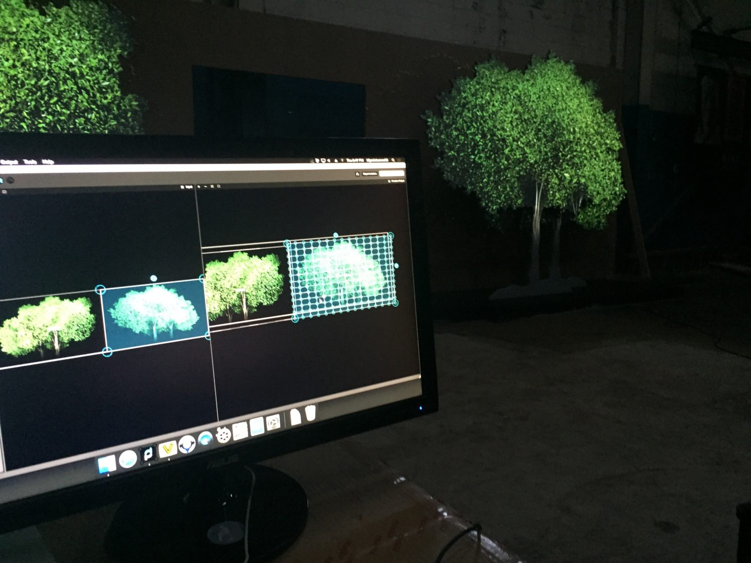 Projection Mapping Design Agency in Philadelphia
